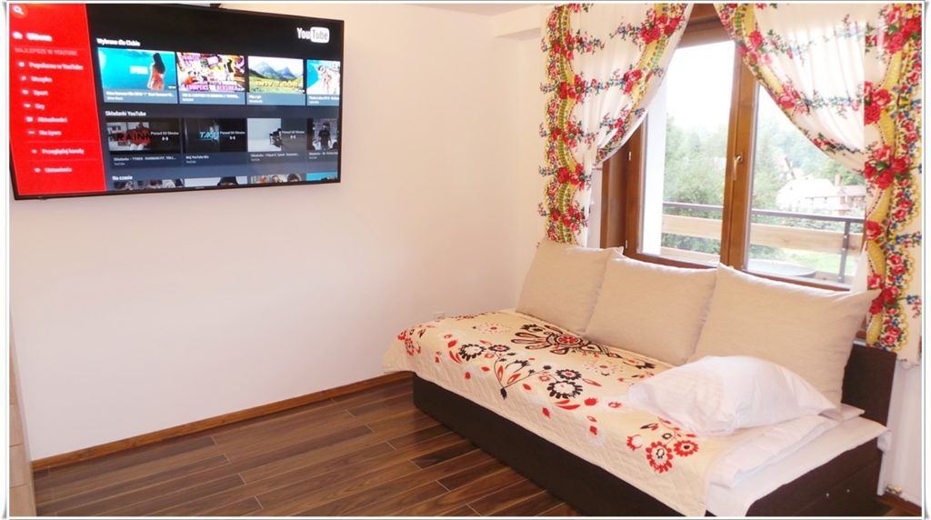 "Apartamenty ""ZIMOWY"" LED TV Villa Vista"