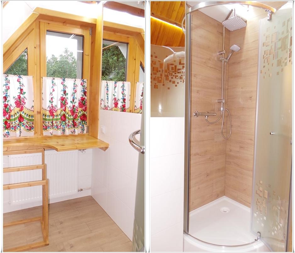 Prysznic Villa Vista Zakopane