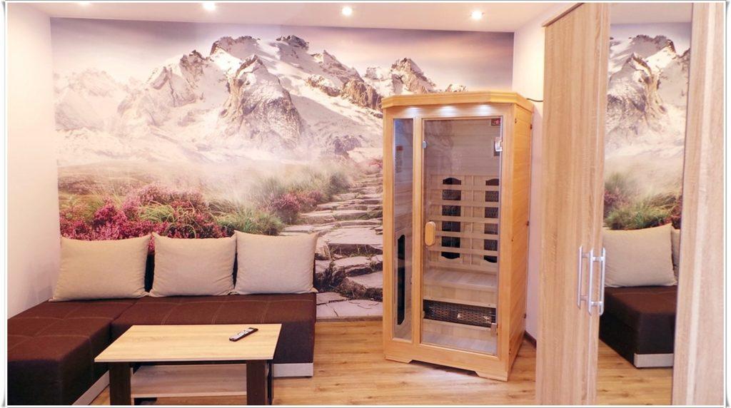 salon Villa Vista SAUNA Zakopane