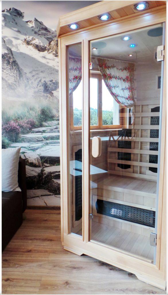 apartament Wrzosowy z SAUNA wynajem apartamentów Zakopane Villa Vista
