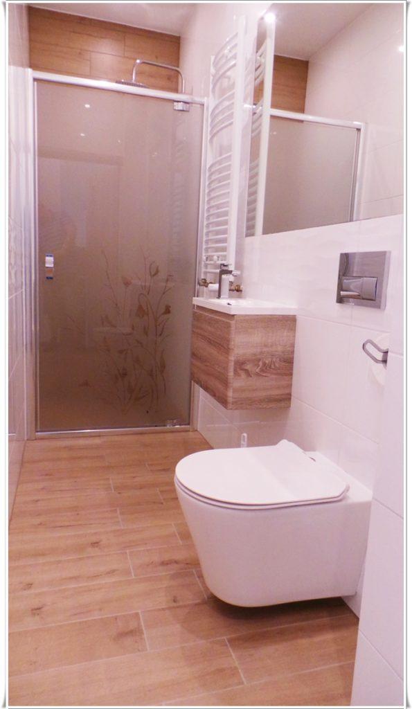 wynajem apartamentów Zakopane łazienka Villa Vista Zakopane