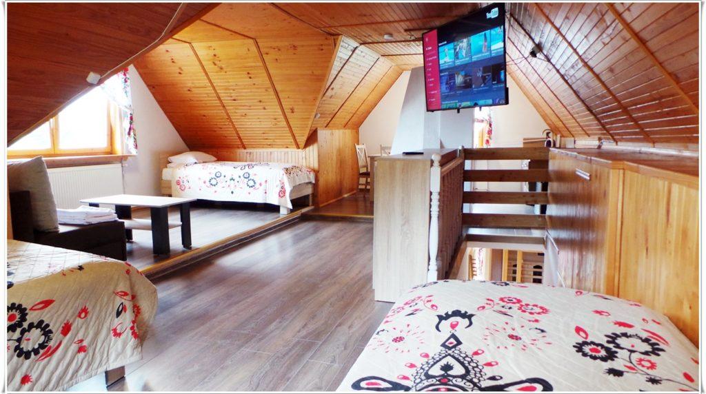 Apartament Pokoje wynajem Zakopane Villa Vista Na Wierchu