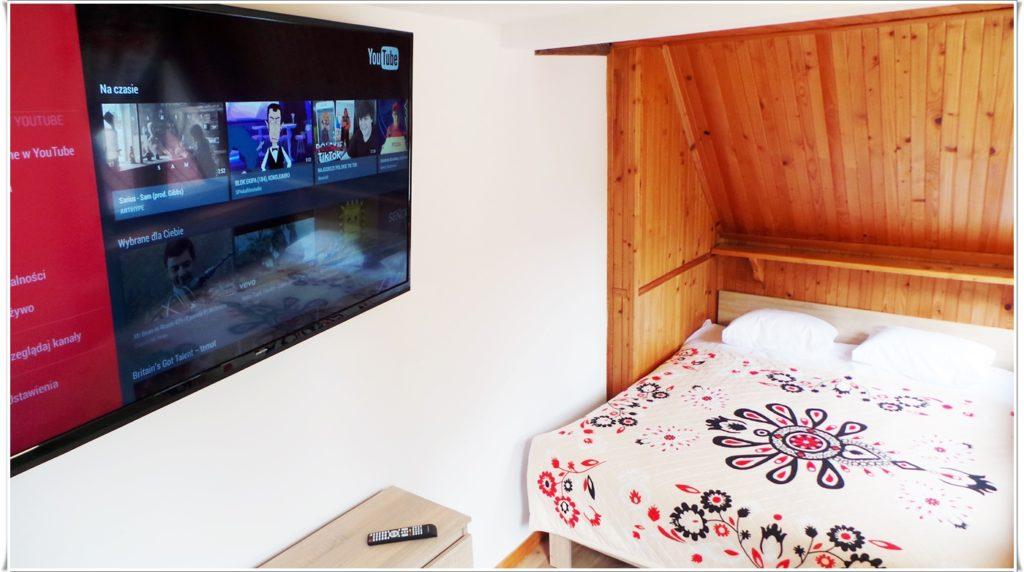 sypialnia Villa Vista Kasprowy Wierch Apartament Pokoje wynajem Zakopane