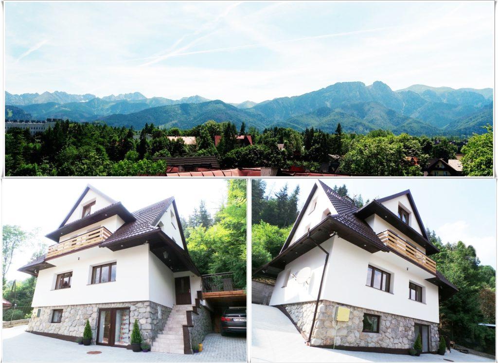 Villa Vista Zakopane Tatary 35A